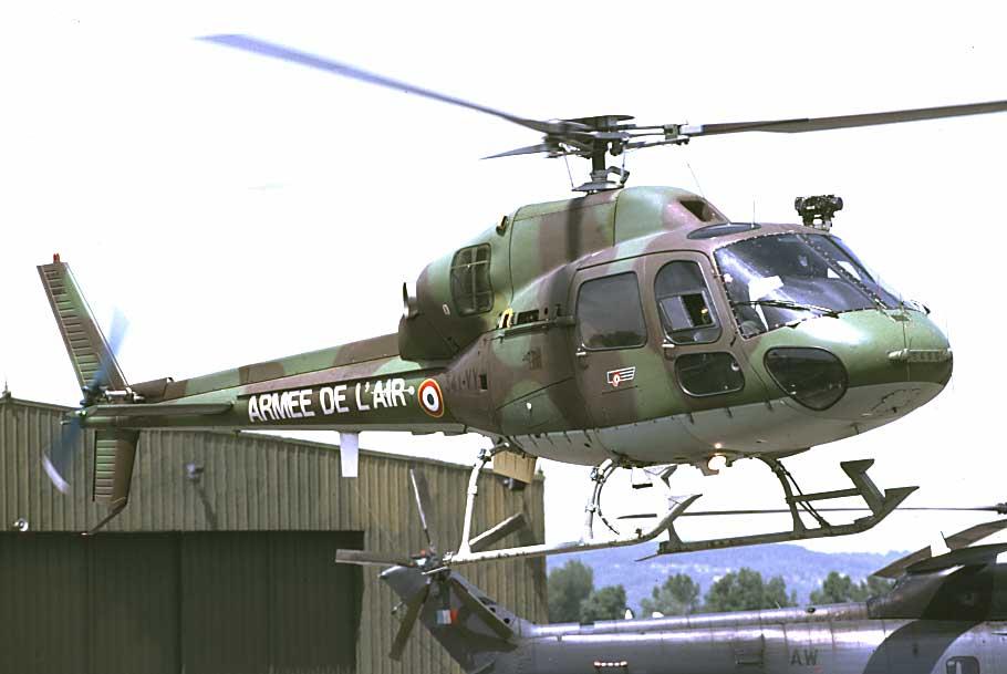 Hélicoptères de l'Armée de l'Air, SA 330 PUMA, Cougar